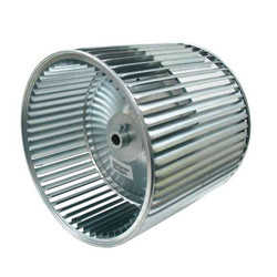 11' x 10' Reversible Blower Wheel (3/4' Bore)