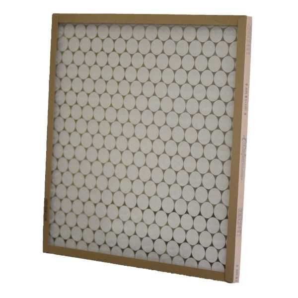 Glasfloss GTASP14281 - Custom Fiberglass Heavy-Duty Disposable Panel Filter, 14' X 28' X 1'